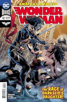 Wonder Woman Vol. 5 (2016-) (Comic book) #42