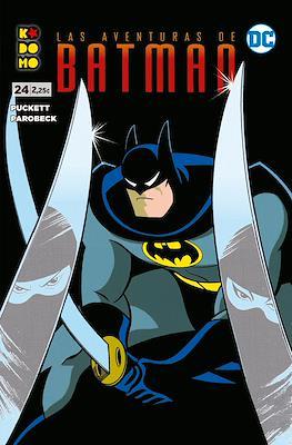 Las aventuras de Batman #24
