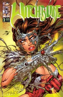 Witchblade (1997-2001) (Grapa, 24 páginas) #2