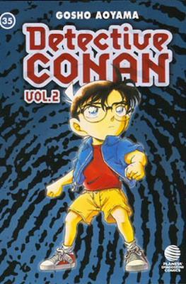 Detective Conan. Vol. 2 (Rústica 96-192 pp) #35