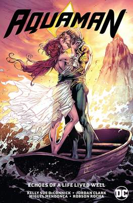 Aquaman Vol. 8 (2016-) #4