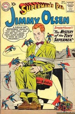 Superman's Pal, Jimmy Olsen / The Superman Family (Comic Book) #48