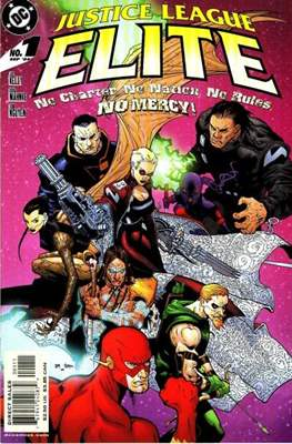 Justice League Elite (2004-2005) #1