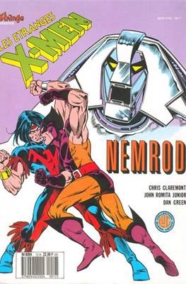 Les étranges X-Men #12