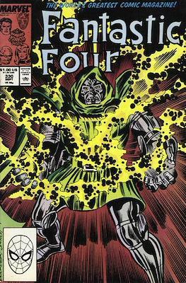 Fantastic Four Vol. 1 (1961-1996) (saddle-stitched) #330