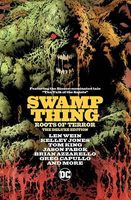 Swamp Thing Roots of Terror - The Deluxe Edition