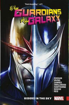 All-New Guardians of the Galaxy (Softcover) #2