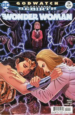 Wonder Woman Vol. 5 (2016-) (Comic book) #24