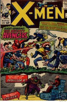 The Uncanny X-Men (1963-2011) #9