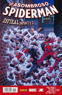 Spiderman Vol. 7 / Spiderman Superior / El Asombroso Spiderman (2006-) (Rústica) #107