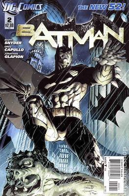 Batman Vol. 2 (2011-2016 Variant Covers) (Comic Book) #2