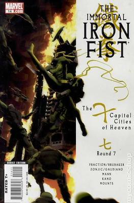 The Immortal Iron Fist (2007-2009) (Comic Book) #14