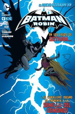 Batman y Robin. Nuevo Universo DC #2