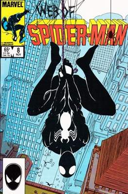 Web of Spider-Man Vol. 1 (1985-1995) (Comic-book) #8