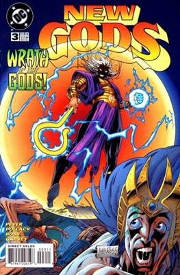 New Gods Vol. 4 #3