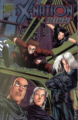 X-Nation 2099 (Comic Book) #1