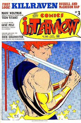 David Anthony Kraft's Comics Interview #3