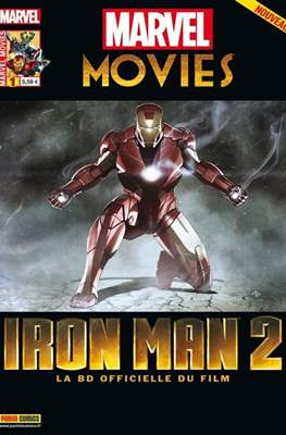 Marvel Movies (Broché) #1