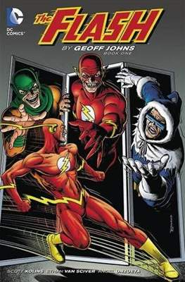 The Flash by Geoff Johns (Softcover) #1
