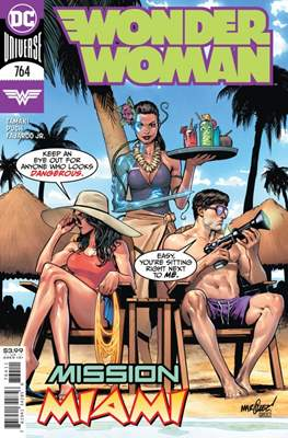 Wonder Woman Vol. 1 (1942-1986; 2020-) (Comic Book) #764