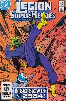 Legion of Super-Heroes Vol. 2 (1980-1987) (Comic-book) #311