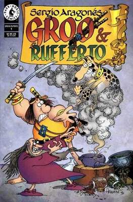 Groo & Rufferto (1999) (Grapa) #1