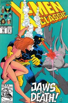 Classic X-Men / X-Men Classic (Comic Book) #80