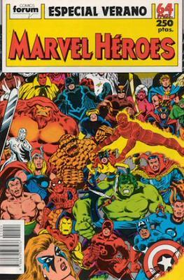 Marvel Héroes. Especiales (1987-1993) (Grapa 64 pp) #6