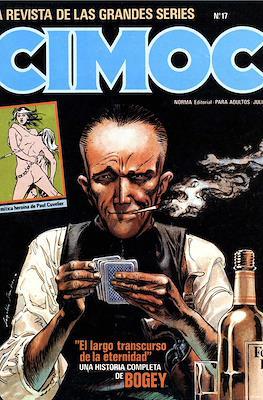 Cimoc (Grapa 60-132 pp) #17