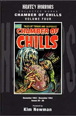 Chamber of Chills - Harvey Horrors Collected Works (Cartoné) #4
