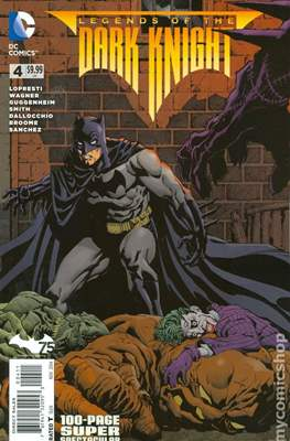 Legends of the Dark Knight 100 Page Super Spectacular (Grapa 96 pp) #4