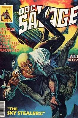 Doc Savage Vol 2 (Magazine) #6