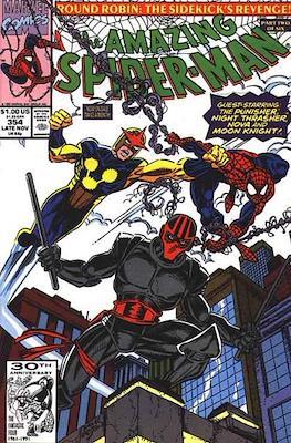 The Amazing Spider-Man Vol. 1 (1963-1998) (Comic-book) #354