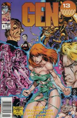 Gen 13 (1994) (Comic Book) #1