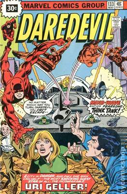 Daredevil Vol. 1 (1964-1998 Variant Cover)