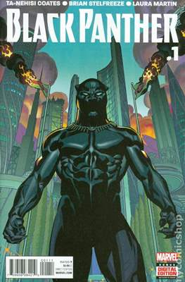 Black Panther Vol. 6 (2016-2018)
