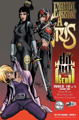 Executive Assistant Iris: The Hit List Agenda (Comic Book) #2