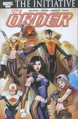 The Order Vol 2 (Comic-Book) #1
