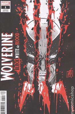 Wolverine: Black, White & Blood (Variant Cover)