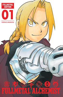 Fullmetal Alchemist - Fullmetal Edition