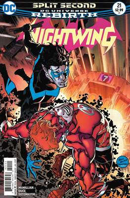 Nightwing Vol. 4 (2016-) (Comic-book) #21