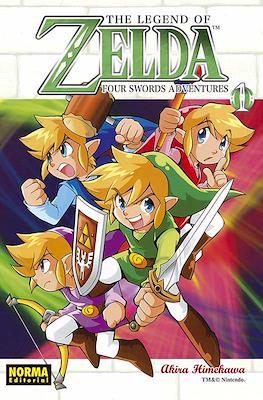The Legend of Zelda (Rústica con sobrecubierta) #8