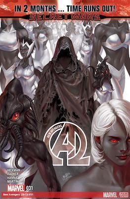 New Avengers Vol. 3 (2013 -2015 ) (Comic-Book) #31