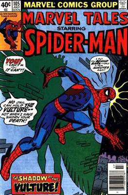 Marvel Tales (Comic Book) #105