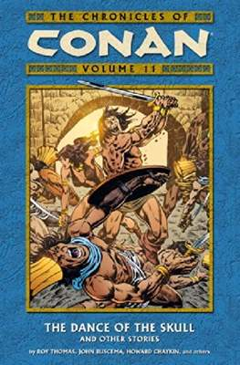 The Chronicles of Conan the Barbarian (Paperback) #11