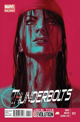 Thunderbolts Vol 2 (Grapa) #11