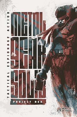 Metal Gear Solid: Project Rex (Cartoné 280 pp) #