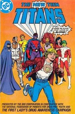 The New Teen Titans (Drug Awareness Special) (Grapa) #3