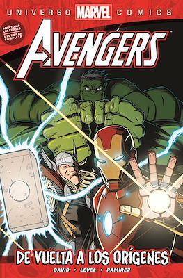 Universo Marvel Comics (Rústica) #3