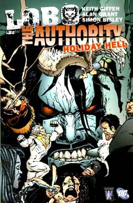 Lobo / The Authority: Holiday Hell